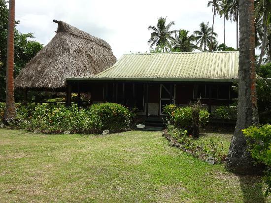 Nukubati Private Island: ブレ