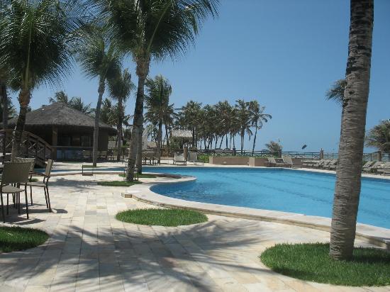 Kariri Beach Hotel: pool