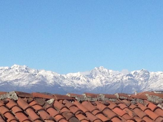 Borgo d'Ale, Włochy: Panorama