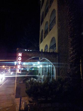 Le Village Hotel: vue exterieure