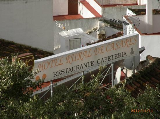 Hotel Rural Casares: Hotellet