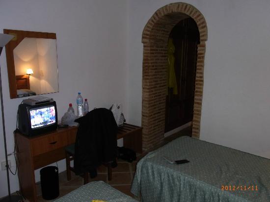 Hotel Rural Casares: Rum