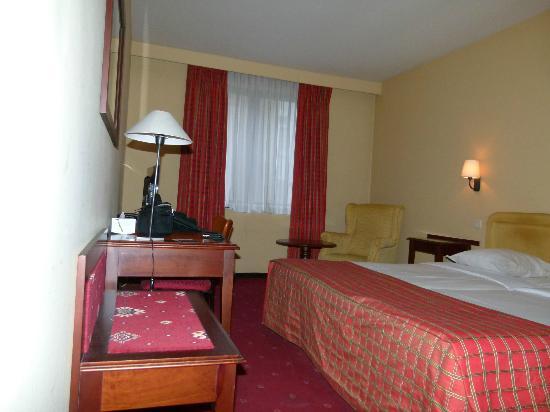 Hotel Villa Royale: Chambre