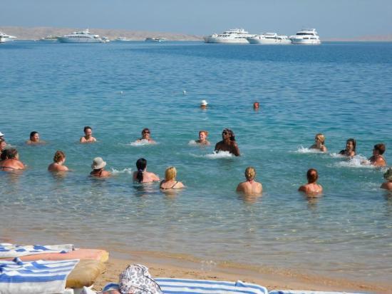 Al Mashrabiya: аква-аэробика