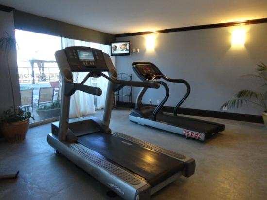 Crowne Plaza Hotel Dallas Downtown: Fitness Center