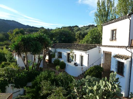 Molino del Santo: The view from room 14.