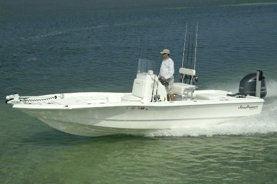 Compass Rose Charters: 24 Seahunter