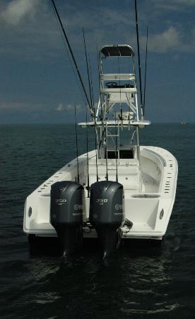 Compass Rose Charters: 37 SeaHunter