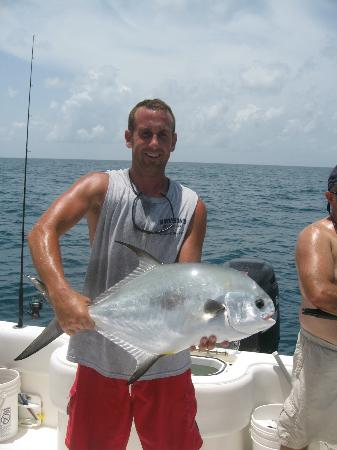 Compass Rose Charters: Nice permit congrats