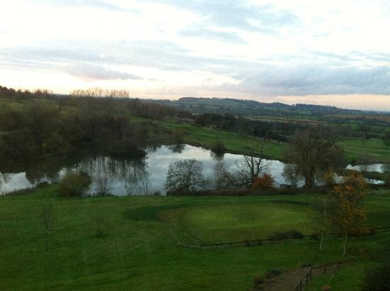 Hellidon Lakes Golf & Spa Hotel: The view from room131