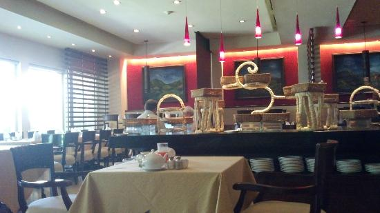 Real InterContinental San Salvador at Metrocentro Mall: dining room