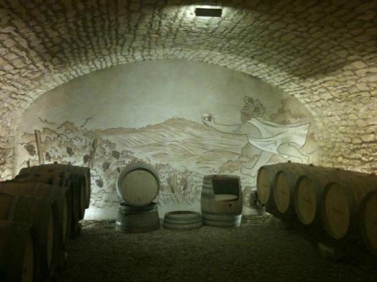 Cave Eric Louis - Vins de Sancerre : Les chais