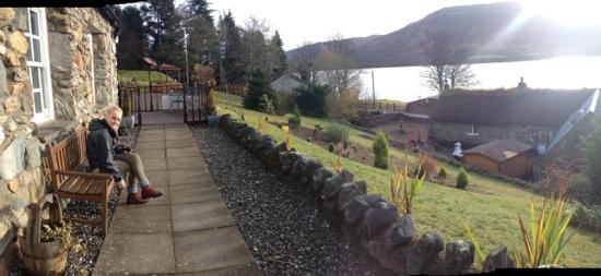 Briar Cottages: beautiful view