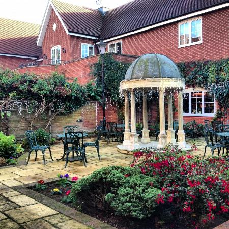 Hempstead House Hotel and Spa: Hotel territory
