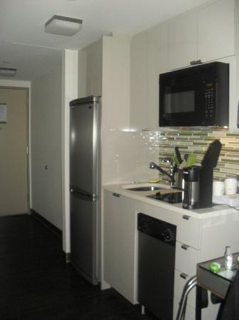 Kitchenette Picture Of Element New York Times Square