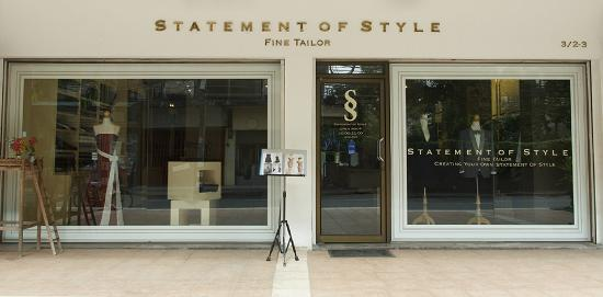 Statement of Style Tailor