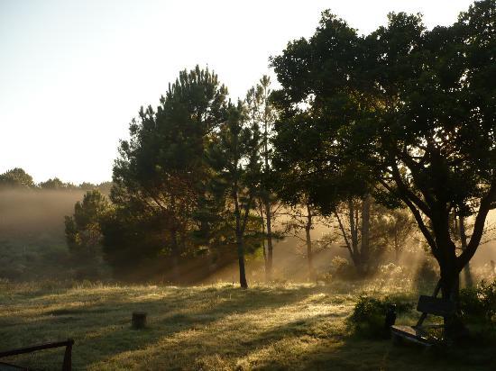 Bouland Uruguay: Amanecer de otoño
