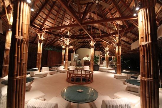 Kuramathi Island Resort: Italian restauarant