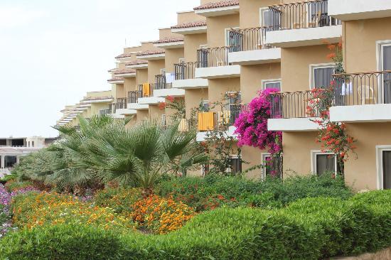 The Three Corners Sunny Beach Resort : отель