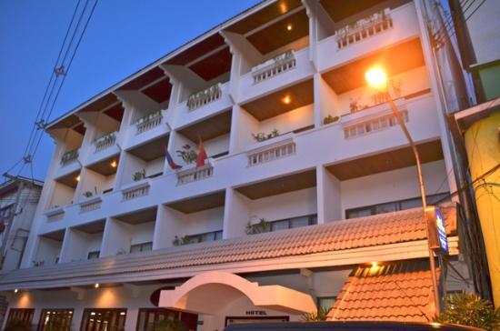 BEST WESTERN Vientiane Hotel: Exterior