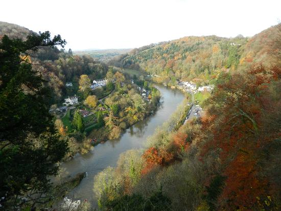 Coleford, UK: Symonds Yat East/West