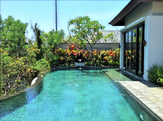 Banyan Tree Ungasan, Bali: Double room villa pool