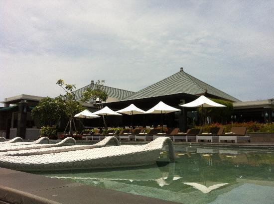 Banyan Tree Ungasan, Bali: Main pool