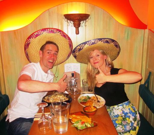 La Casa Loco: Lovely jubbly