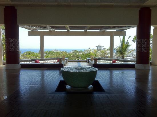 Banyan Tree Ungasan, Bali : Lobby