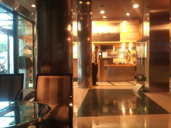 H10 Montcada Boutique Hotel: LOBBY 2