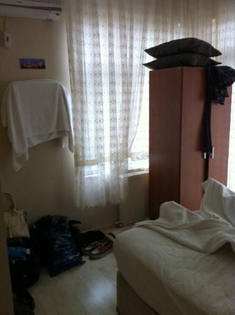 Seatanbul Apart: Bedroom