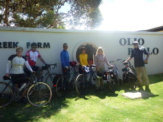 Olio Bello: Great cycling trip