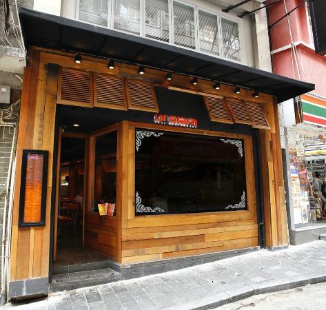 Lil' Siam Thai Restaurant : Shop Front