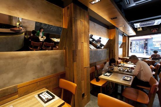 Lil' Siam Thai Restaurant : Interior