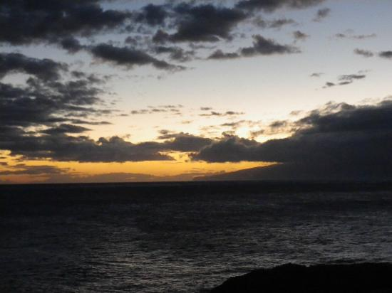 Globales Tamaimo Tropical: Sunset over La Gomera