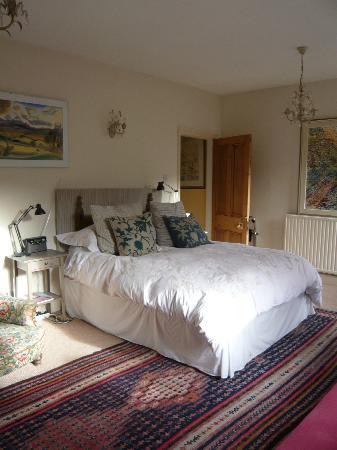 No1 Harrogate: Kilim Room Kingsize Double