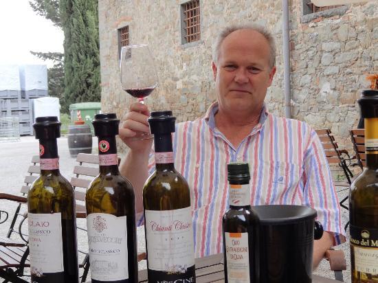 Vini Castelvecchi in Chianti : Castelvecchi