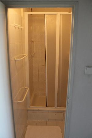 A&O Prag Rhea: Ванная
