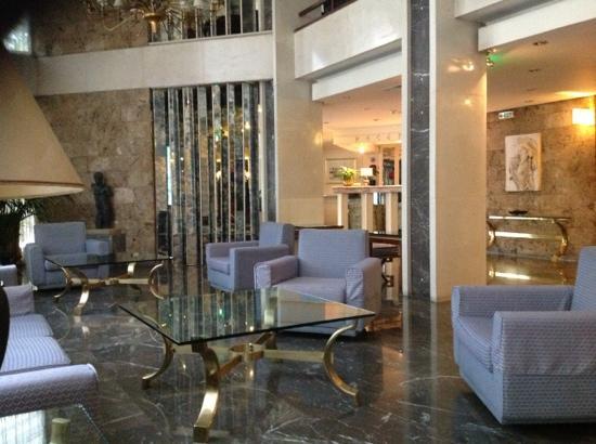 Best Western Ilisia Hotel: reception