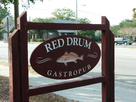 Red Drum Mount Pleasant