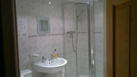 Trinity Manse: Room 3 Ensuite Bathroom