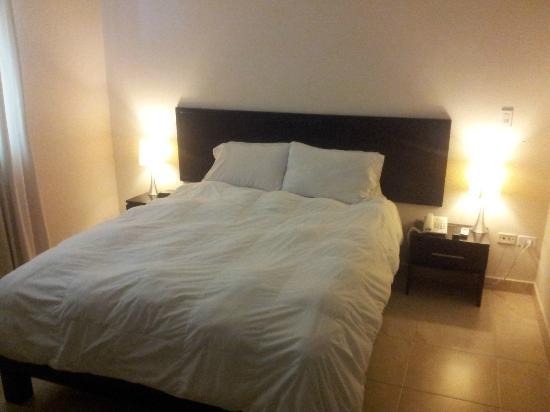 Avila Hotel Panama: Habitacion piso 6