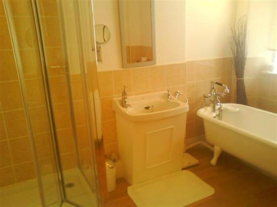 Trinity Manse: Room 2 Private Bathroom