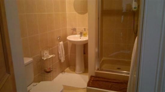 Trinity Manse: Room 4 Ensuite Bathroom