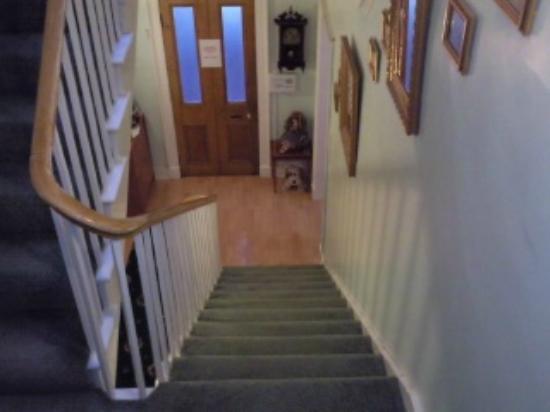 Trinity Manse: Main Stairs
