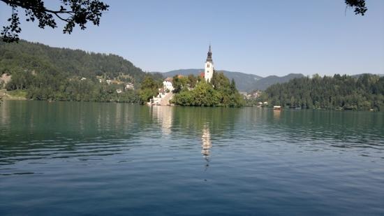 Golf Hotel Bled: Il paradiso è qui!