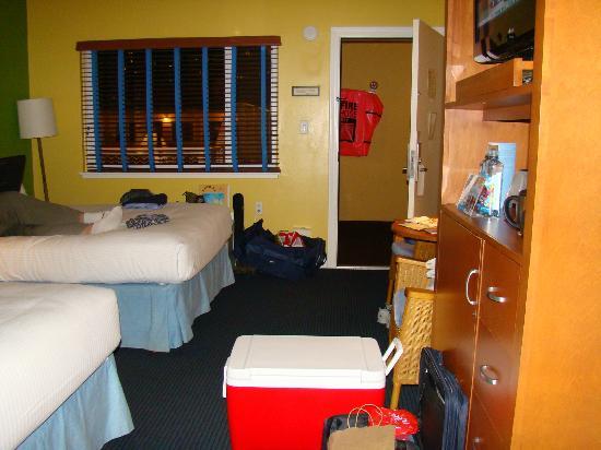 Hotel Del Sol, a Joie de Vivre hotel: Schönes Hotelzimmer