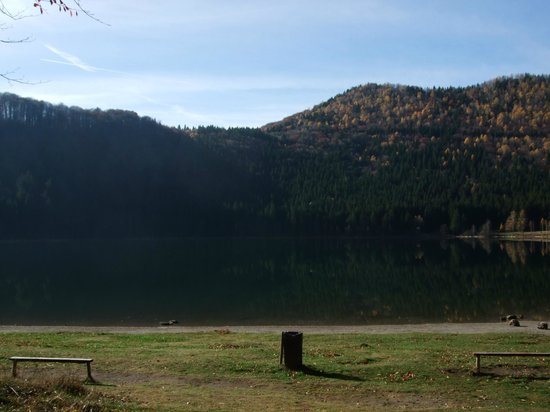 Lake Saint Ann (Lake Sfanta Ana): Saint Ana Lake