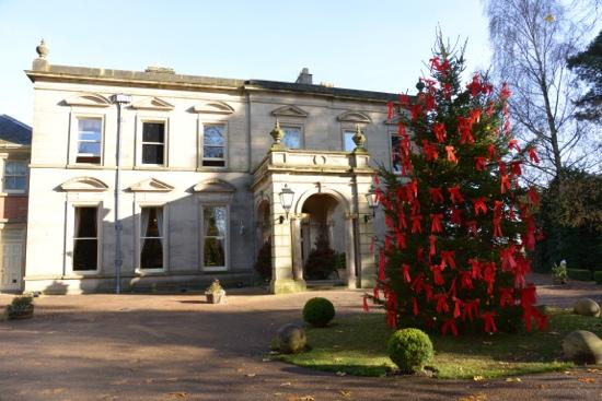 Kilworth House Hotel: Front Entrance