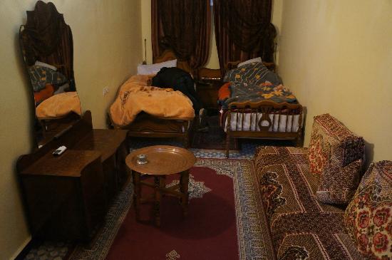 Riad La Source Bleue : Chambre